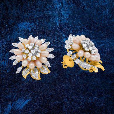 Daisy Bloom Stud Earrings