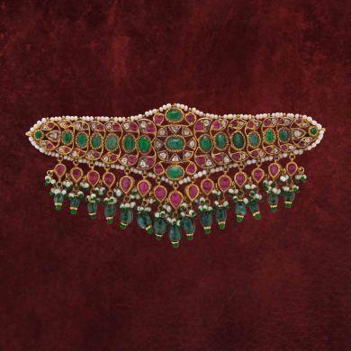 Enchanting Kundan Chocker